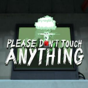 Please Don't Touch Anything køb shop tilbud