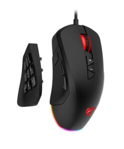 Havit RGB Gaming Mus - 8/14 knapper shop tilbud