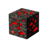 Minecraft Redstone Block - Light up Lampe - 3 lys funktioner shop tilbud