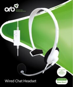 ORB Wired Chat Headset - For Xboxone S shop tilbud