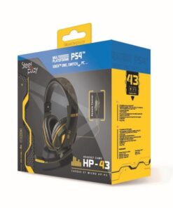 Steelplay Wired Headset HP43 (MULTI) shop tilbud