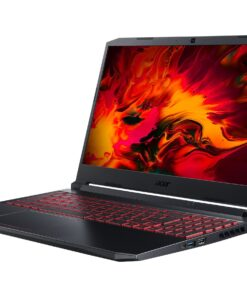 "Acer Nitro 5 15.6"" 4600H 512GB GTX 1650 Ti Windows 10 Home 64-bit shop tilbud"