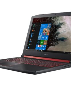 "Acer Nitro 5 15.6"" I7-8750H 256GB GTX 1060 Windows 10 Home 64-bit shop tilbud"