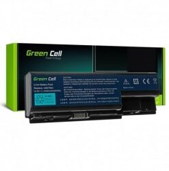 Green Cell Battery for Acer Aspire 5520 AS07B31 AS07B32 / 14