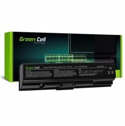 Green Cell Battery for Toshiba Satellite A200 A300 A500 L200 L300 L500 / 11